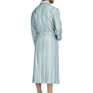 Majestic Men's Breakers 2-ply Cotton Herringbone Robe
