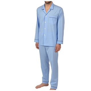 Majestic Men's Cotton Basics 2-piece Pajama Set