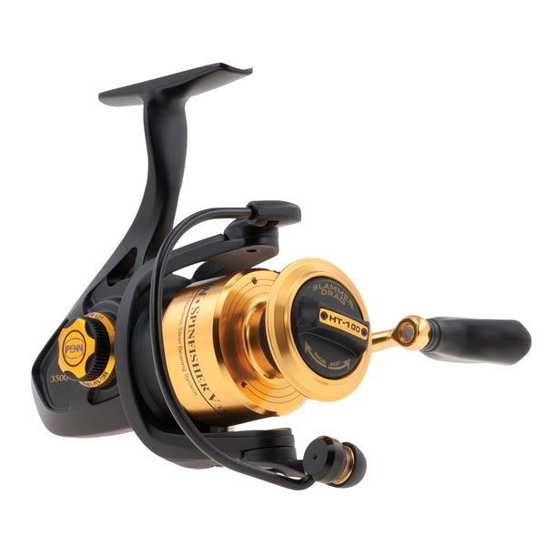 Penn Spinfisher V Fishing Reel SSV3500, Boxed