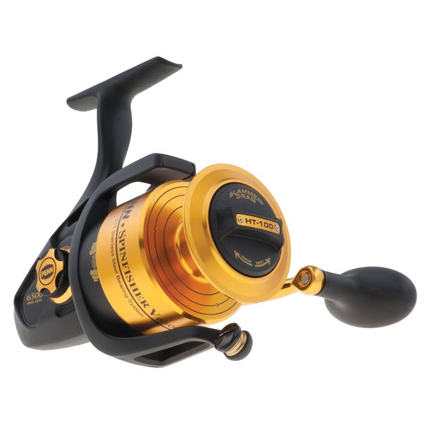 Penn Spinfisher V Fishing Reel SSV6500BLS, Boxed