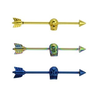 Supreme Jewelry Industrials Skull Variety (3-pack)