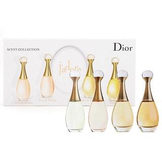 Christian Dior J'adore Women's 4-piece Mini Gift