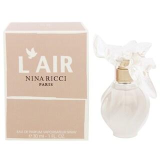Nina Ricci L'Air Women's 1-ounce Eau de Parfum Spray
