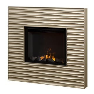 Willowridge Opti-myst Wall Mount Electric Fireplace