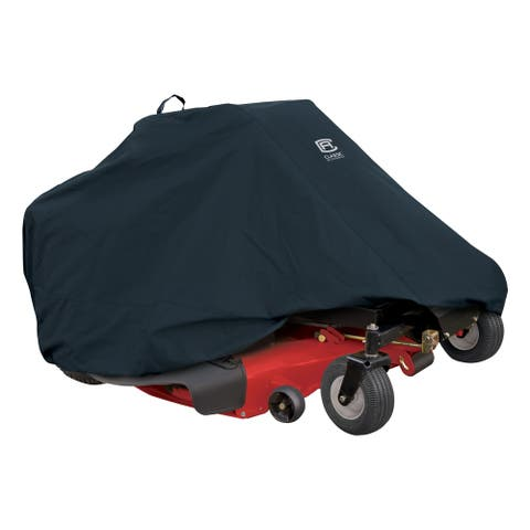 Classic Accessories Zero Turn Riding Lawn Mower Cover