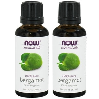 Now Foods Bergamot 1-ounce Essential Oil