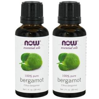 Now Foods Bergamot 1-ounce Essential Oil