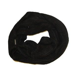 Tahari Woman's Black Sequin Stole Infinity Scarf