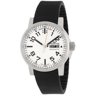 Fortis 623.10.42 SI.01 Men's Spacematic Swiss Automatic Limited Edition Watch