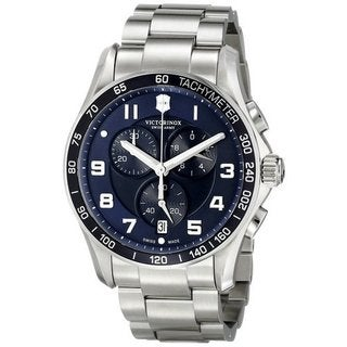 Victorinox Swiss Army 241652 Men's Chronograph Classic XLS Watch