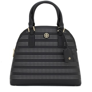 Tory Burch Robinson Perforated Dome Satchel