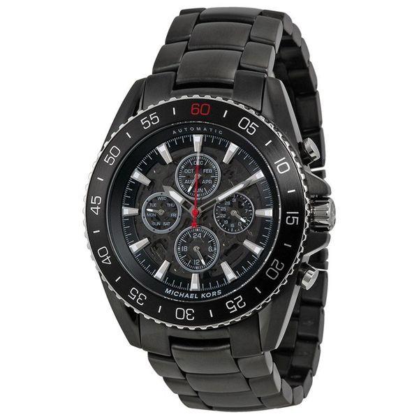 e279ebccfc77 Shop Michael Kors Men s MK9012  Jetmaster  Chronograph Automatic ...