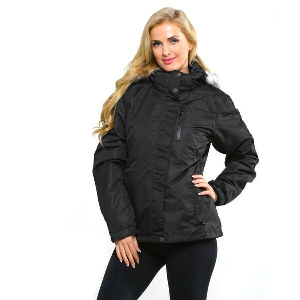 Shop Pulse Women's Shasta 3 in 1 Snow Jacket - Free