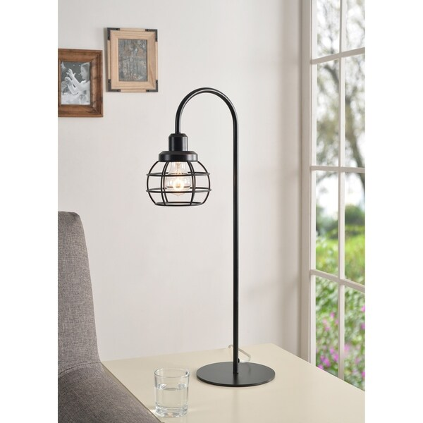 "Harbor 27"" Oil Rubbed Bronze Table Lamp"