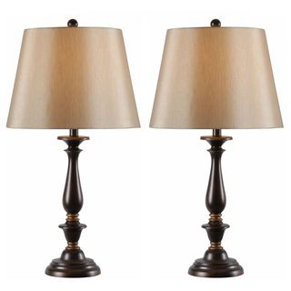 Bauer 2-Pack Table Lamp
