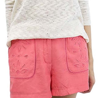 Relished Women's Coral Forever Faithful Shorts