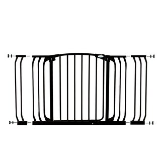 "Dreambaby Chelsea Xtra Hallway Swing Close Gate Combo Pack (includes 1 x 3.5"" and 1 x 7"" extension)"