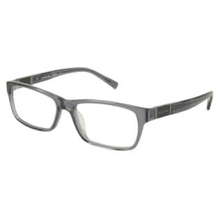 Michael Kors Mens MK859M Rectangular Reading Glasses