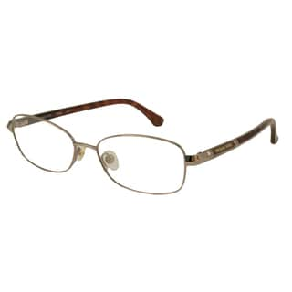 Michael Kors Womens MK360 Rectangular Reading Glasses