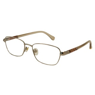 Michael Kors Womens MK357 Rectangular Reading Glasses