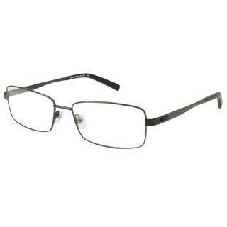Michael Kors Mens MK173M Rectangular Reading Glasses