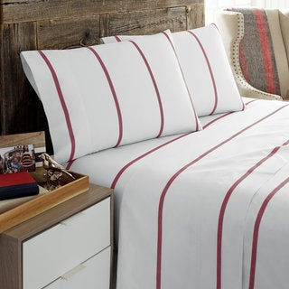 tommy hilfiger sheets & pillowcases - shop the best bedding & bath