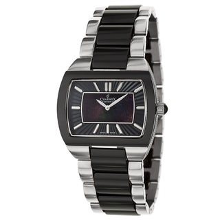 Charmex Corfu 6252 Women's Stainless Steel and Ceramic Watch