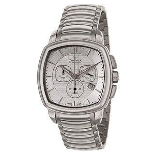 Charmex Daytona 2535 Men's Stainless Steel Watch