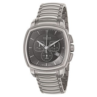 Charmex Daytona 2536 Men's Stainless Steel Watch