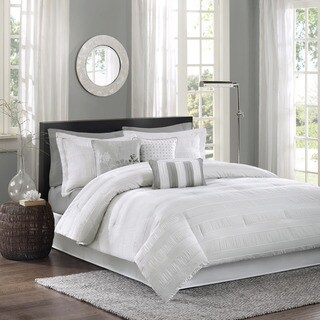 Link to Madison Park Sheridan 7-Piece Queen Size Comforter Set (As Is Item) Similar Items in As Is