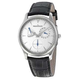 Jaeger-LeCoultre Men's Q1378420 Master Silver Watch