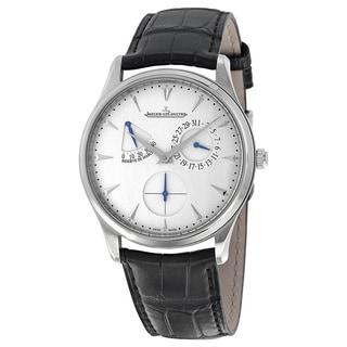 Jaeger-LeCoultre Men's Q1378420 Master Silver Watch