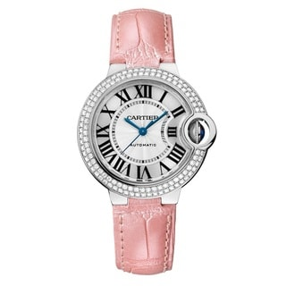 Cartier Women's WE902067 Ballon Bleu De Cartier Silver Watch