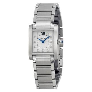Cartier Women's Silver Watch