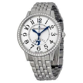 Jaeger-LeCoultre Women's Q3448120 Rendez-Vous Silver Watch