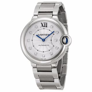 Cartier Women's WE902075 Ballon Bleu De Cartier Silver Watch