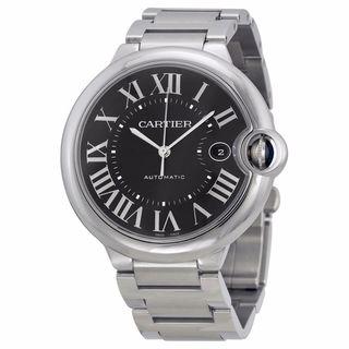 Cartier Men's W6920042 Ballon Bleu De Cartier Black Watch