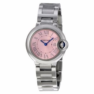 Cartier Women's W6920038 Ballon Bleu De Cartier Pink Watch