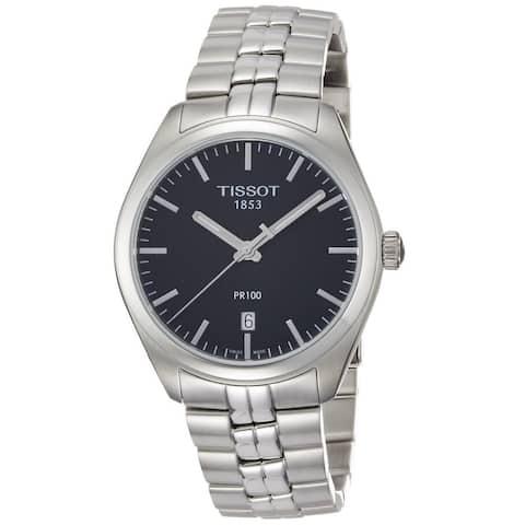 Tissot Men's T1014101105100 'PR 100' Stainless Steel Watch
