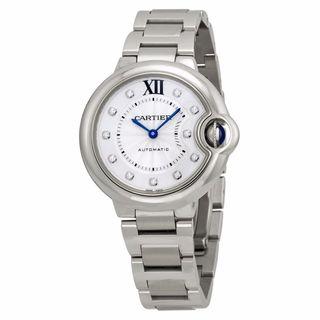 Cartier Women's WE902074 Ballon Bleu De Cartier Silver Watch