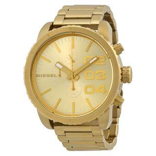 Diesel Men's DZ4268 '51 Series' Chronograph Gold-Tone Stainless Steel Watch