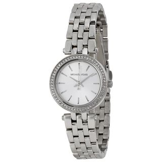 Michael Kors Women's MK3294 'Petite Darcy' Stainless Steel Watch