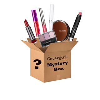 CoverGirl 10-piece Cosmetics Mystery Box