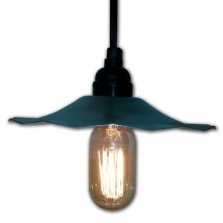 Pendant Light w/ clear glass bulbs