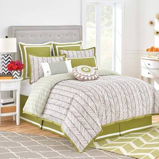 Jill Rosenwald Arrows Reversible Duvet Cover