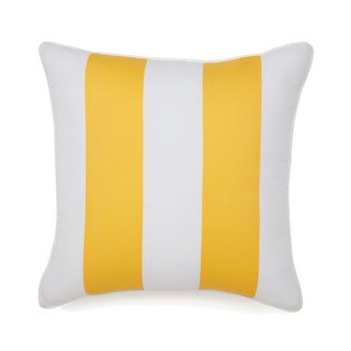 Jill Rosenwald Hampton Links Stripe Decorative Pillow