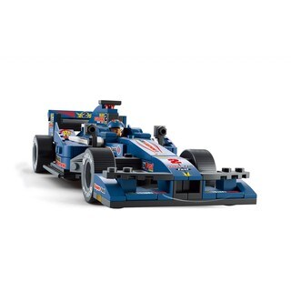 Sluban 1:24 F1 'bull' Racing Car