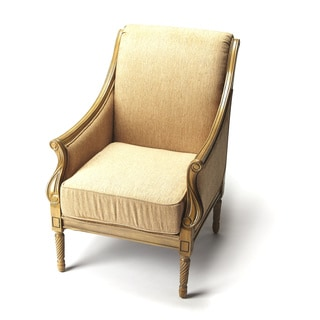 BUTLER WEXFORD CAPPUCCINO ACCENT CHAIR