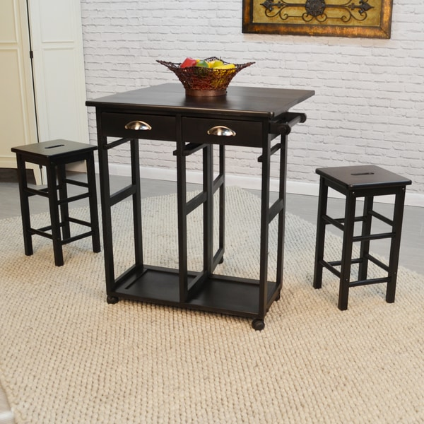 Ellison 3pc Bar Set 17914594 Overstock Com Shopping