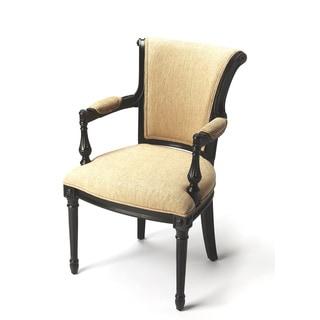 Butler Carina Black Licorice Accent Chair